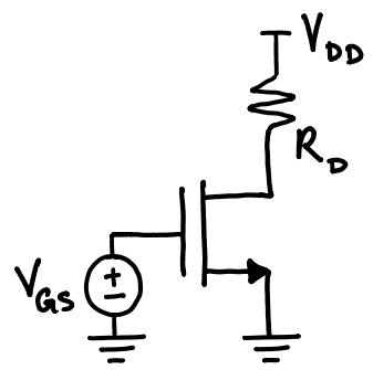 Nmos Transistor Circuit Diagram