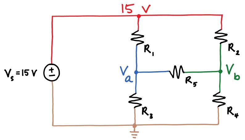 Node Method For Circuit Analysis