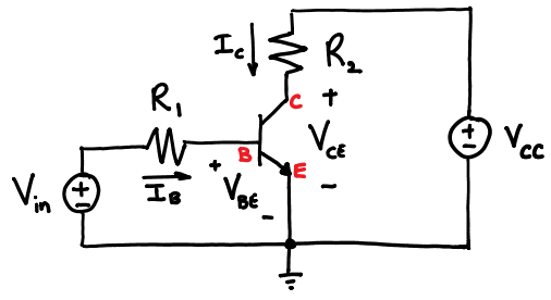 common emitter circuit