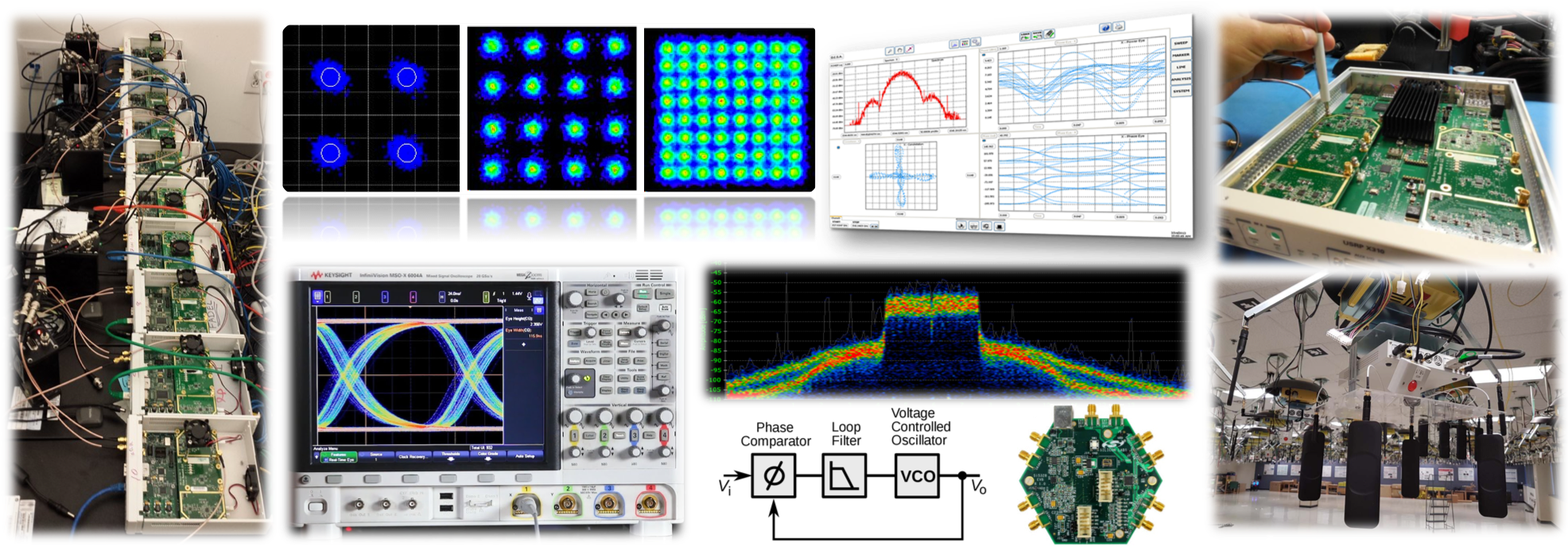 ECE 463: Digital Communications Laboratory